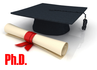 Get Ph.D degree